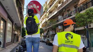 Ι.Ο.ΑΣ.: Clean Up - Safety Day στο Δήμο Ναυπακτίας