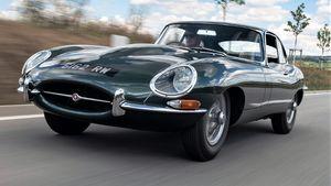 To E-type της Jaguar έγινε 60 ετών