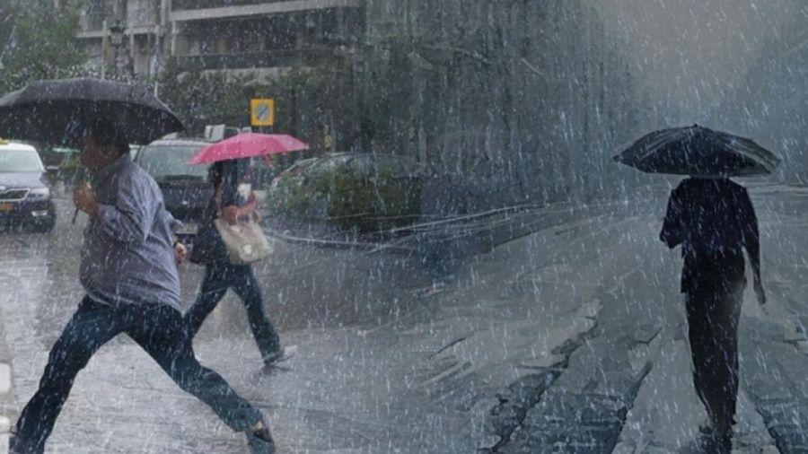 Καιρός: Έρχεται διήμερο κακοκαιρίας με βροχές και καταιγίδες