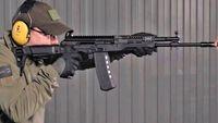 """Η Kalashnikov κατασκεύασε """"έξυπνη"""" καραμπίνα για """"χίπστερς"""""""