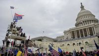 ΗΠΑ: Ένας στους πέντε Αμερικάνους τάσσεται υπέρ της εισβολής στο Καπιτώλιο
