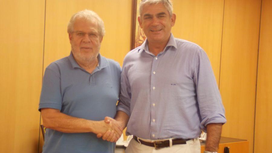 Β.Σ. Καρούλιας: Ανανέωση συνεργασίας με το κτήμα Κυρ-Γιάννη