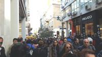 ΕΒΕΠ: Μεικτή εικόνα στα καταστήματα για την κίνηση της εορταστικής αγοράς