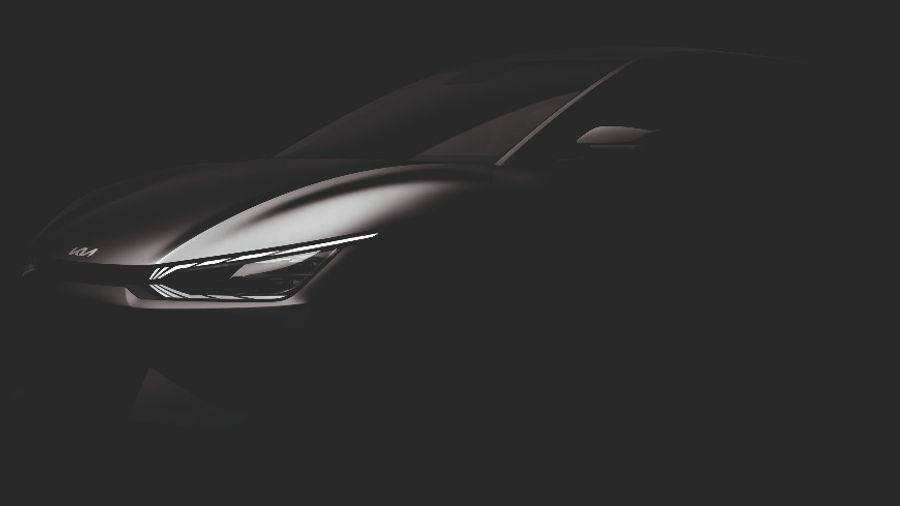 H Kia αποκαλύπτει τα πρώτα στοιχεία για το πλήρως ηλεκτρικό EV6