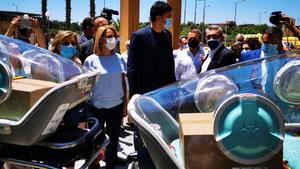 Κικίλιας: Μοριακός αναλυτής δυνατότητας 420 τεστ την ημέρα για τον κορονοϊό στο Νοσ. Ρόδου