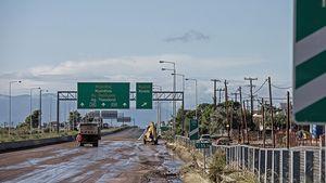 Πάνω από οκτώ ώρες εγκλωβισμένοι οδηγοί στην Εθνική Οδό Κορίνθου-Πατρών