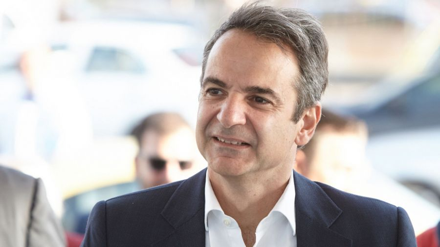 Με στελέχη της Fraport Greece συναντήθηκε ο Κ. Μητσοτάκης για τη διεύρυνση επενδύσεων