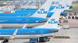 KLM: Σχεδιάζει την απόλυση 1.000 ακόμη ατόμων