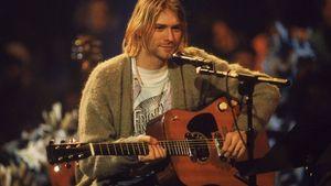 Σε δημοπρασία η ζακέτα του Κερτ Κομπέιν από την εκπομπή MTV Unplugged