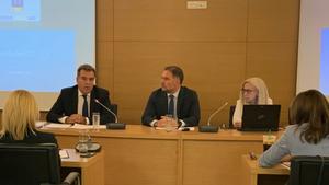 Συνάντηση και συνεργασία Μάνου Κόνσολα με τη διοίκηση του ΞΕΕ