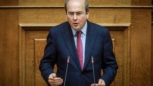 Χατζηδάκης: Εγώ και η γ.γ του Υπουργείου υπογράψαμε μόνο τη ρύθμιση προσωρινής σύνταξης