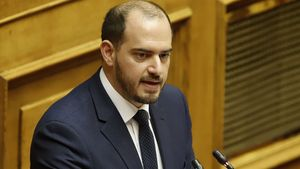 Υπουργείο Δικαιοσύνης: Ο δικηγόρος Γιώργος Κώτσηρας αναλαμβάνει Υφυπουργός