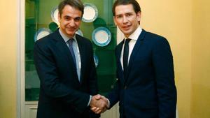 Κουρτς: Ευχαριστούμε την Ελλάδα για τις προσπάθειες προστασίας των ευρωπαϊκών συνόρων