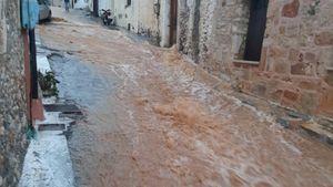 Κυβερνητικό κλιμάκιο στην Κρήτη για την αποτίμηση των ζημιών της κακοκαιρίας