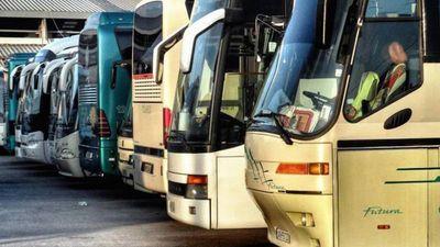 Στους δρόμους της Αθήνας από σήμερα τα πρώτα λεωφορεία των ΚΤΕΛ