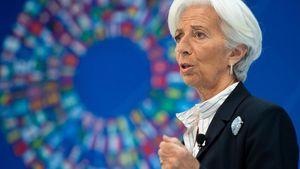Λαγκάρντ: Η παγκόσμια ανάπτυξη είναι «εύθραυστη»