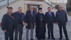 H ανάδειξη του θρησκευτικού τουρισμού στην Κω και στη Νίσυρο στόχος του υπ. Τουρισμού