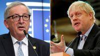 Brexit: Τη Δευτέρα η συνάντηση Τζόνσον - Γιούνκερ