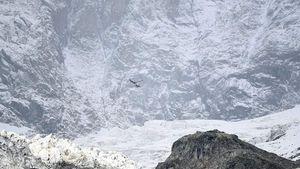 Ιταλία: Με κατάρρευση απειλείται παγετώνας του Λευκού Ορους