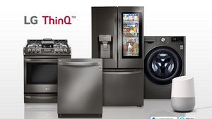 Η LG παρουσιάζει την αναβαθμισμένη εφαρμογή ThinQ