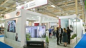 LG: Παρουσίασε το «έξυπνο» δωμάτιο με ολοκληρωμένες ξενοδοχειακές λύσεις στην Xenia 2019