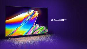 H LG παρουσιάζει τη νέα LG NANO996NA 8K TV