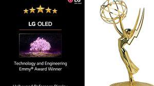 Η LG OLED TV διακρίθηκε στα ετήσια 72α Technology & Engineering Emmy Awards