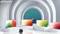 Η LG ενισχύει την θέση της στην αγορά παρουσιάζοντας την απόλυτη τεχνολογία τηλεοράσεων