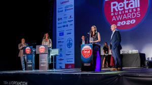 H LG Electronics ανακηρύχθηκε 'Προμηθευτής της Χρονιάς' στα Retail Business Awards 2020
