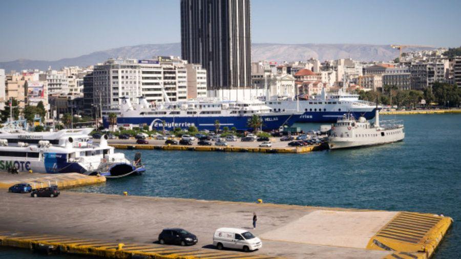 ΕΛΣΤΑΤ: Μειωμένη η δύναμη του ελληνικού εμπορικού στόλου για τον Ιανουάριο