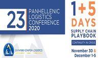 23o Πανελλήνιο Συνέδριο Logistics: Continuity in Crisis