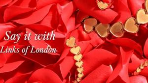 Εκφράστε τα συναισθήματά σας με ένα ξεχωριστό κόσμημα από την Links of London