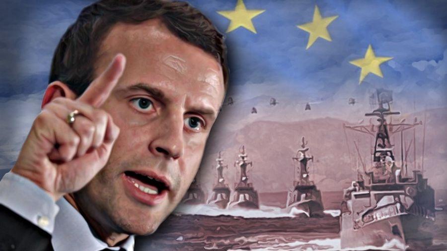 Μακρόν: Η Τουρκία να σταματήσει τις μονομερείς ενέργειες ενάντια στην Ευρώπη