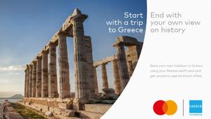 Στρατηγική συνεργασία της Mastercard με τον ΕΟΤ για την προώθηση του ελληνικού τουρισμού