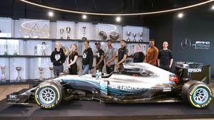 Mercedes: Πτώση 7,5% για τις πωλήσεις αυτοκινήτων το 2020