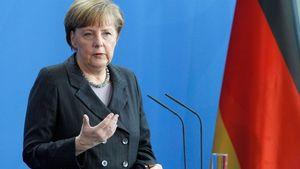 Μέρκελ: Κηρύσσει τη Γαλλία περιοχή υψηλού κινδύνου