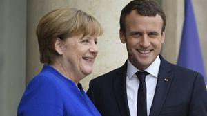 Μέρκελ - Μακρόν: Να προχωρήσει γρήγορα το Ταμείο Ανάκαμψης