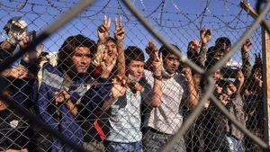 Στους 537 οι πρόσφυγες που μετακινήθηκαν από τη Λέσβο στο Αννόβερο