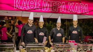 MISKO Running Team και Pasta Party έκλεψαν τις εντυπώσεις στο Kallithea Night Run 2019