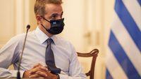 Μητσοτάκης για τη χρήση της μάσκας: Η κοινωνία είναι σύμμαχος