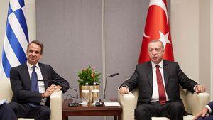 Συνάντηση Μητσοτάκη και Ερντογάν στη Νέα Υόρκη - Τι συζητούν