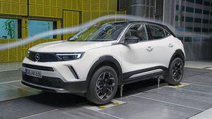 Νέο Opel Mokka: Κορυφαία αεροδυναμική για πιο αποδοτική λειτουργία και μειωμένους ρύπους