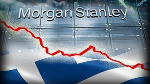 Morgan Stanley: Ύφεση-σοκ 5,3% φέτος για την Ελλάδα