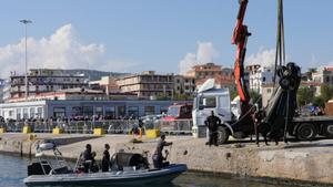 Μυτιλήνη: Οδηγός πνίγηκε όταν το αυτοκίνητό του έπεσε στο λιμάνι