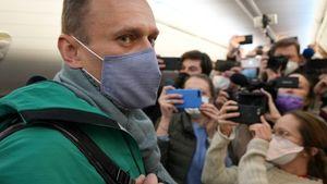 Ψυχρό το κλίμα στις σχέσεις ΕΕ - Ρωσίας λόγω της υπόθεσης Ναβάλνι