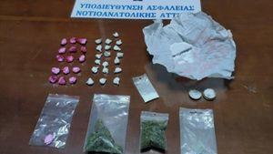 Γλυφάδα: Εκτός δράσης 57χρονος που διακινούσε κοκαΐνη στα νότια προάστια