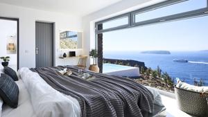 Nέο ξενοδοχείο από την Coco-Mat Eco Residences στη Σαντορίνη