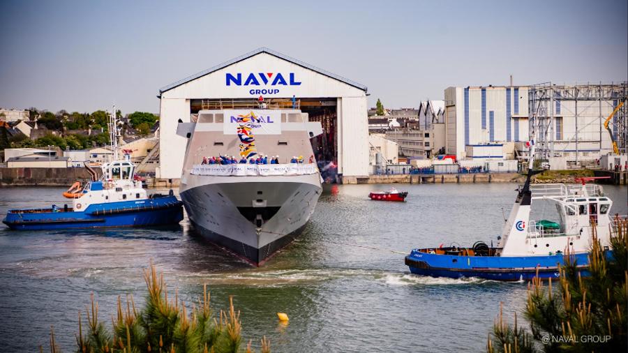 Naval Group: Ποιες είναι οι 8 ελληνικές εταιρίες που ενέταξε στο δυναμικό της