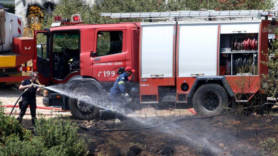 Ανδρίτσαινα: Νεκρός ο άνδρας που προσπαθούσε να σβήσει τη φωτιά!