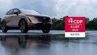 Η Nissan ηγείται της ασφάλειας των υδάτων, σύμφωνα με τον CDP
